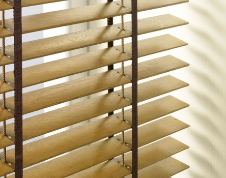 Timber Venetian Blind
