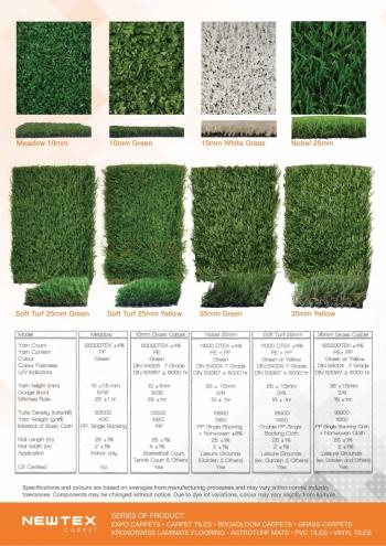 Grass Carpet 10mm/35mm