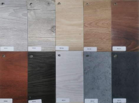 Redwood 2mm Vinyl Tiles